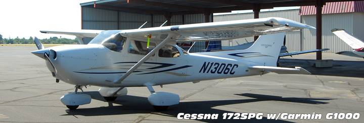 Rent Cessna 172SPG At Executive Flyers Sacramento