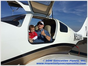 Image: Cessna 400 Corvalis TT LC41-550FG Executive Flyers, Inc. Sacramento