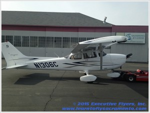 image: 2007 Cessna 172S Executive Flyers, Inc.
